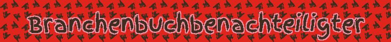 Branchenbuch Fanschal