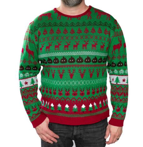 Pullover aus dem Strick Konfigurator