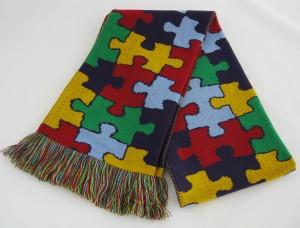 Puzzle Schal