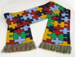 Fanschal Puzzle