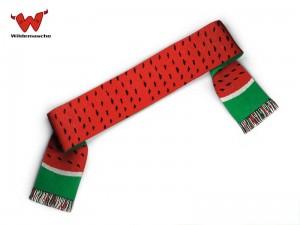Schal Wassermelone